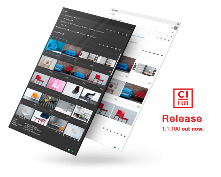 CI HUB Releas out now